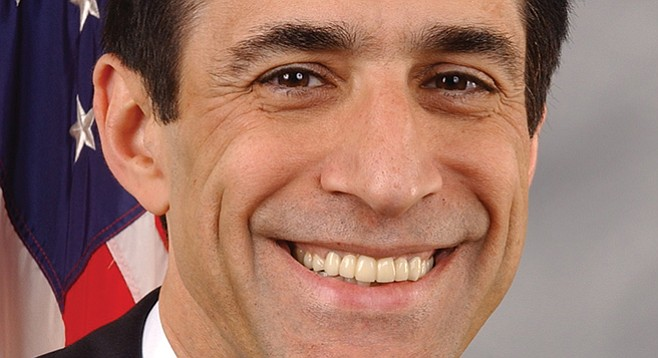 San Diego County congressmen Darrell Issa and Scott Peters introduced legislation that would raise the H-1B salary requirement.