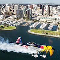 San Diego hasn't hosted a Red Bull Air Race since 2009...it's back!