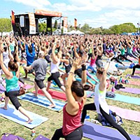 A 5K, meditation, yoga and more in Liberty Station