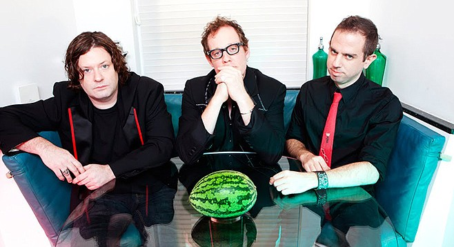 Fuel and Marcy Playground provide funky '90s flashback at the Belly Up in Solana Beach on May 9.
