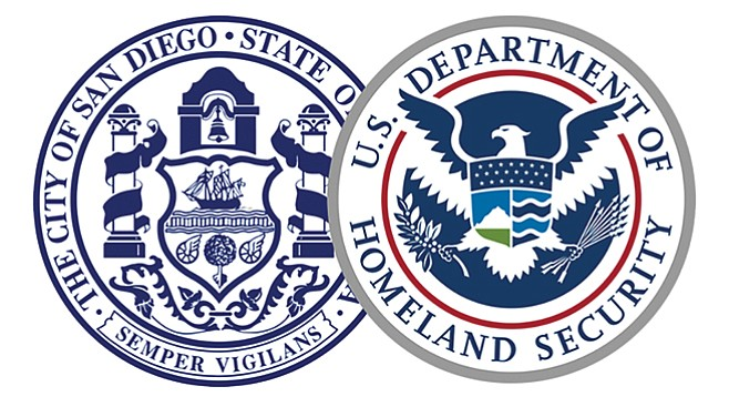 "Why don't the agents at the federal government's San Diego law-enforcement ""fusion center"" 