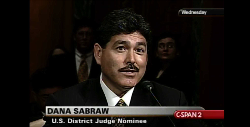 Dana Sabraw, Stephan's husband, was an early mentor of Democrat Scott Peters.