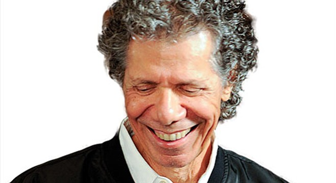 Chick Corea and the Jazz at Lincoln Center Orchestra perform at Symphony Hall