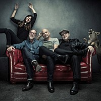 Pixies are back, and with a new stage and show