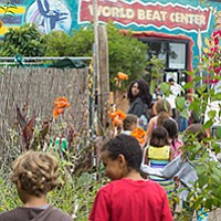 WorldBeat has its own stuff going on as part of Earth Day