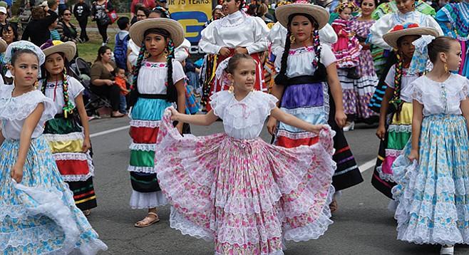 Saturday, April 22: Linda Vista Multicultural Fair and Parade