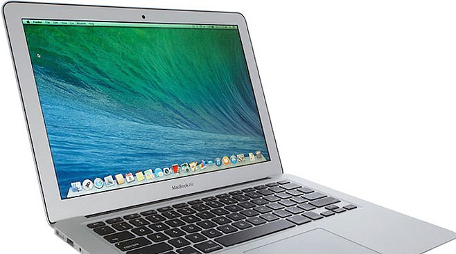 """MacBook Air. """"The computers were purchased on June 13, 2013, on a 4-year award that expired on June 30, 2013."""