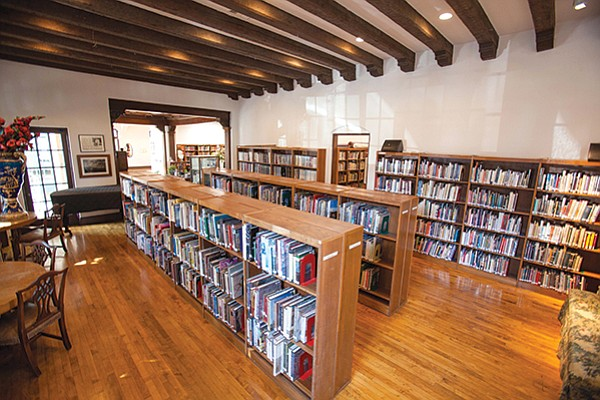 The Jacobs family has helped carry the La Jolla Athenaeum