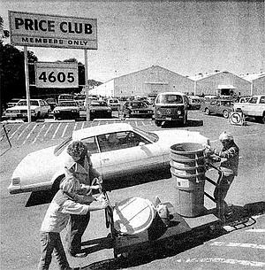 Sol Price sold Price Club to Costco in 1994 for $2 billion.