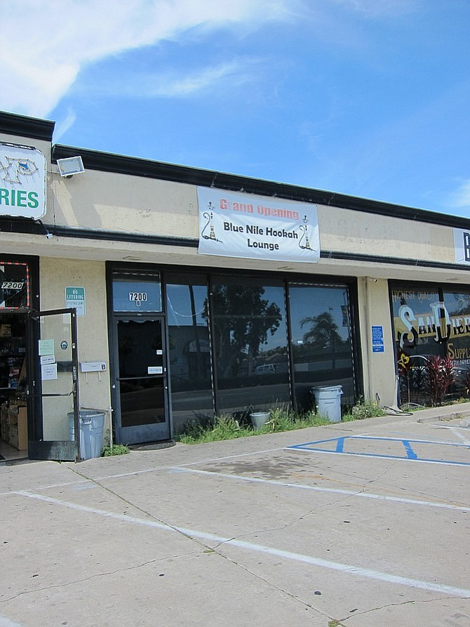 A shooting took place at the Blue Nile in March.