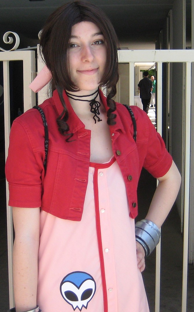 Aerith Gainsborough from Final Fantasy 7