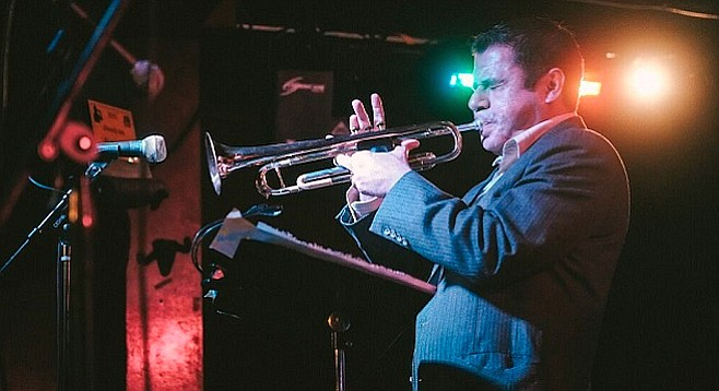 Gilbert Castellanos headlines Jazz @ the Jacobs