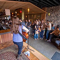 Music is everywhere at Adams Avenue Unplugged
