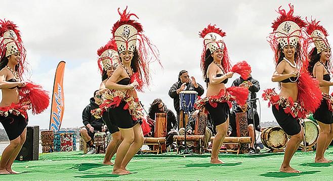Saturday, April 29: San Diego Shaka Fest