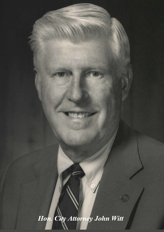 John Witt, city attorney, went to the city council days after the new rule went into effect in 1992 to propose council policy meant to make the rule more manageable.