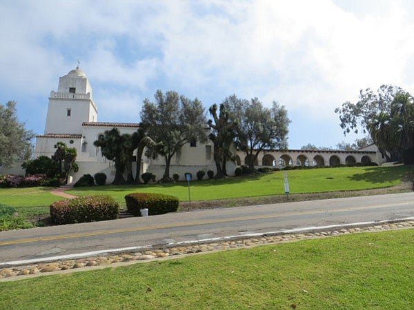 Also of interest in the museum are pictures of the past and the layout of the presidio.