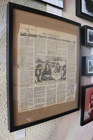 The Star-News featured the Montgomery High School-based Latin Angels in 1978.