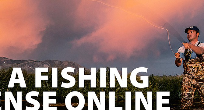 From Fish and Wildlife site. In 2017, a yearly fishing license costs residents $47.01.