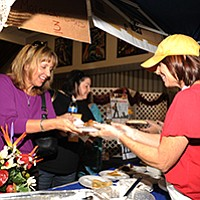 """Culinary delights from wherever you call """"The Old Country"""" at the San Diego Jewish Food Festival"""
