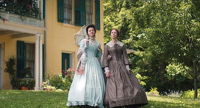 A Quiet Passion: Terence Davies's tale of women against the world, fighting with with the twin lances of wit and poetry.