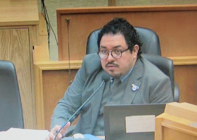 The problem, Mendoza said, was that city staff weren't able to find any factual inaccuracies in the appellants' traffic report.