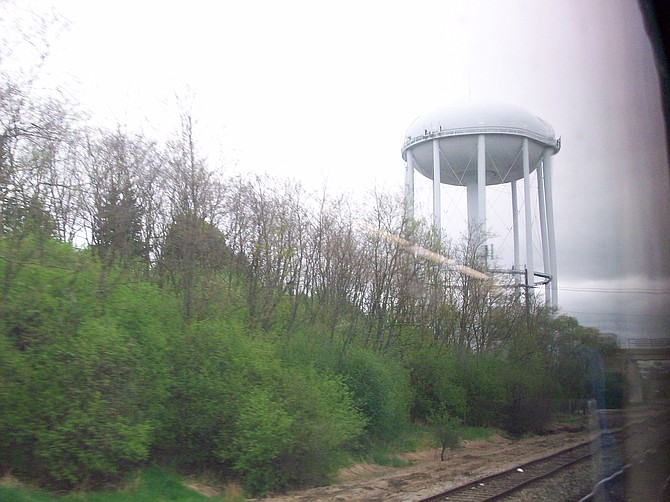Water towers of Wisconsin.