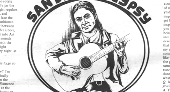 """David Cheney: """"Oh, the coffee house days! I played at every one."""""""