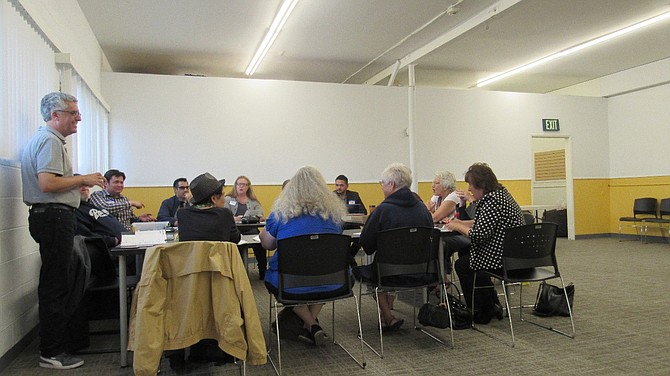 Community Leaders Gather in Imperial Beach for Grant Workshop