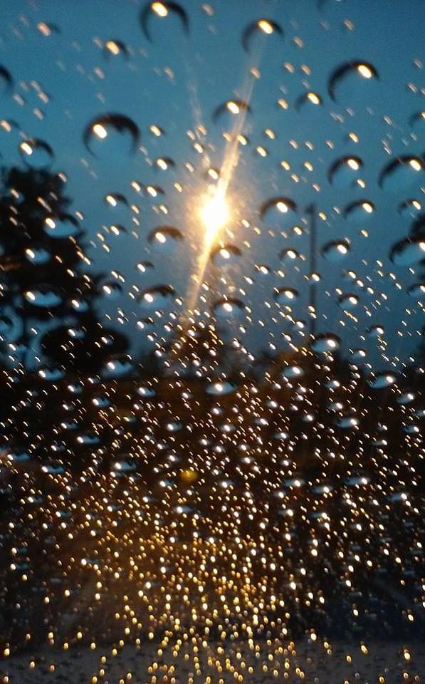 Nostalgic Rainy Evening