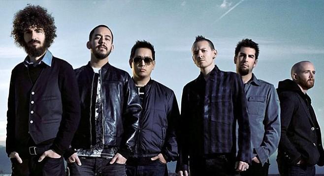 Linkin Park will do some genre flirting at Mattress Firm