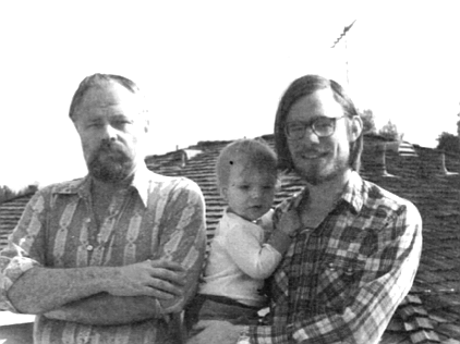 Williams with Philip Dick. We gave John and Yoko a copy of Dick's novel The Three Stigmata of Palmer Eldritch, and later I believe John told Rolling Stone he wanted to make a movie of it (of course, he never did).