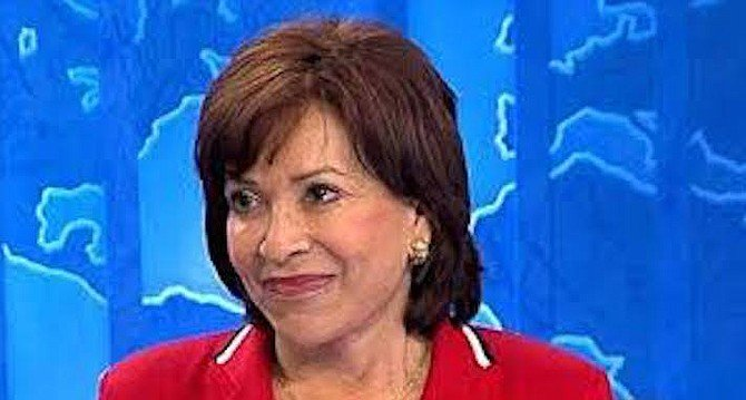"""Mary Salas: """"We have to fix that ordinance."""" - Image by KUSI"""