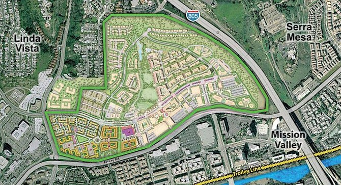 Civita is one of the largest master-planned communities in recent San Diego history.