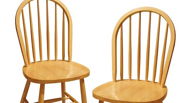 Hard chairs are socializing instruments, encouraging movement and so facilitating talk.