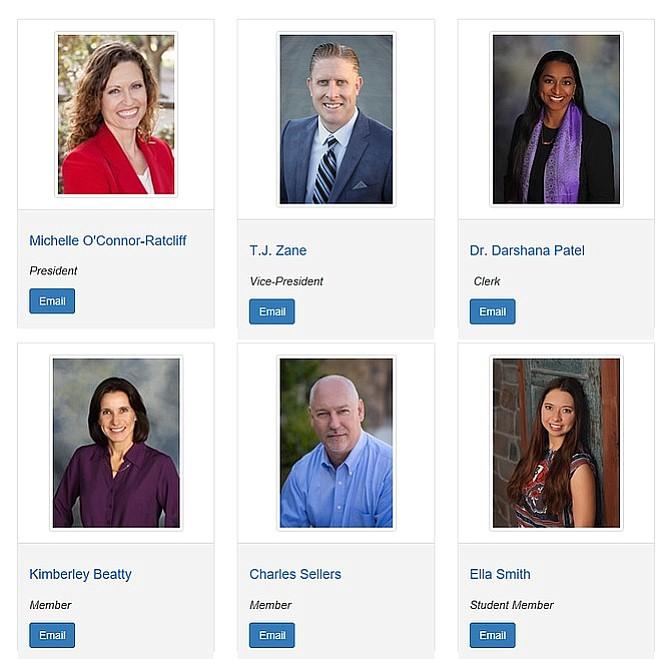 Poway board members get highest salaries — $30,000/year.