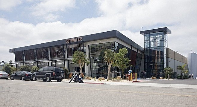 Cutwater's 50,000-square-foot paean to craft spirits