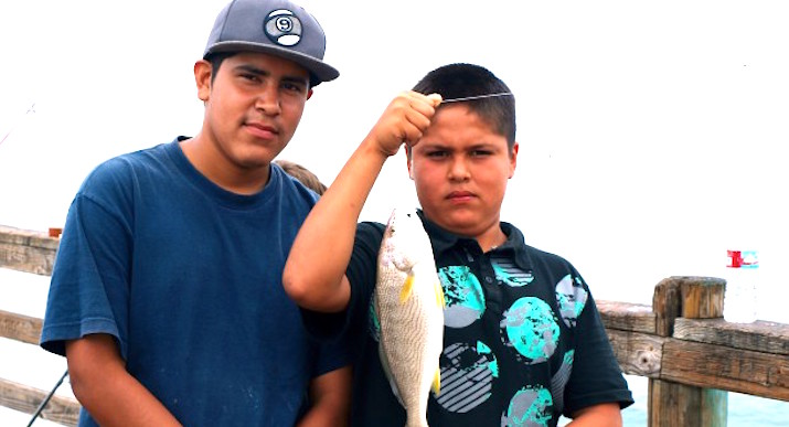 16 and 17 year olds to get a fishing license break san for Fishing license san diego