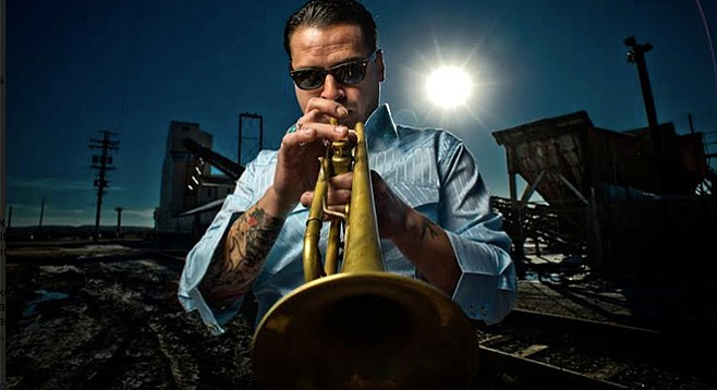Jason Hanna and his Bullfighters are primarily inspired by Herb Alpert and the Tijuana Brass