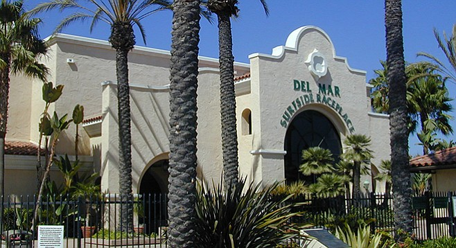 Will the Belly Up get the booking gig after Del Mar's Surfside Race Place is converted to a music venue?
