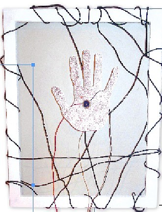 The wires and circuitry in Valentina Forte-Hernandez's artwork raised the suspicions of border agents who  found it in her trunk.