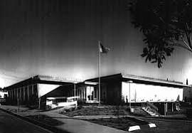 Old La Mesa police station