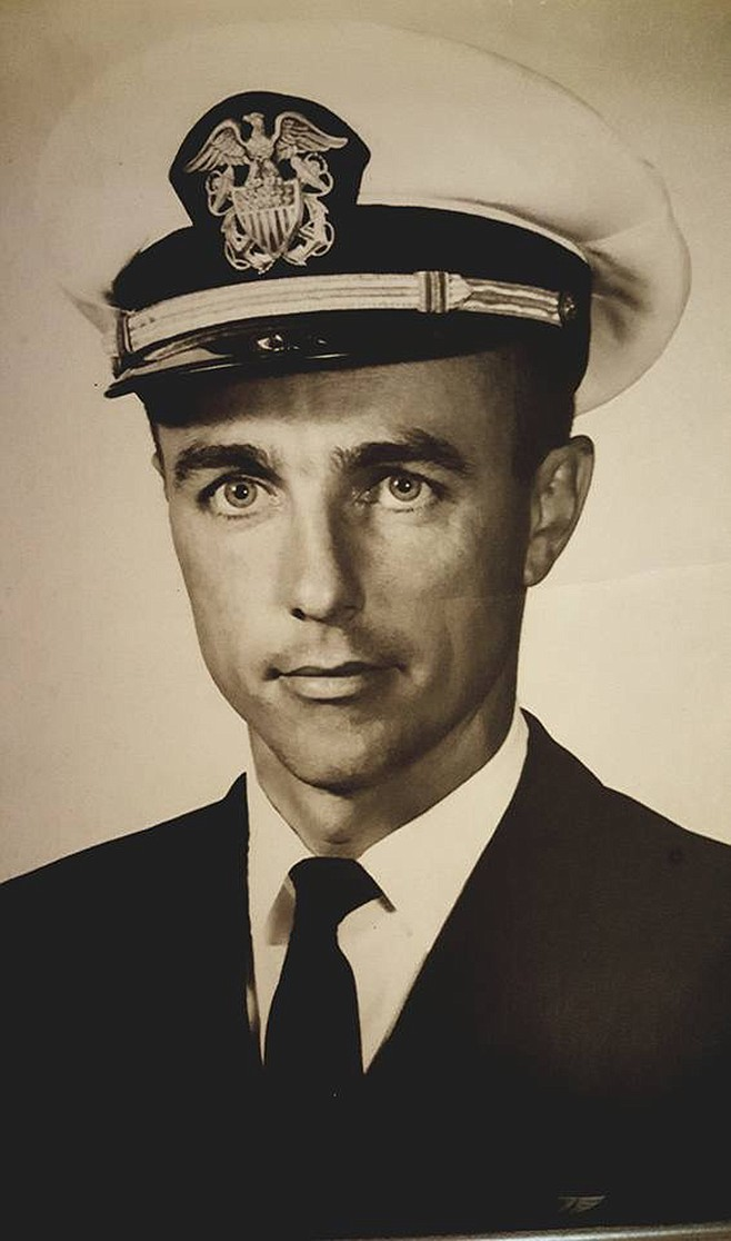 Lieutenant Commander Frederick Peter Crosby