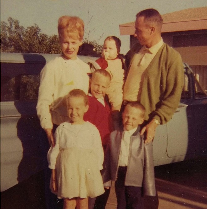 """The Crosbys. """"I don't think my mother ever moved past it. She never spoke about it. The family never spoke about it."""""""