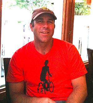 """Andy Hanshaaw: Coronado's efforts """"align with other bike-friendly communities across the country."""""""
