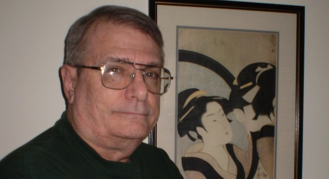 In the fall of 2006 Larry Johnson read a selection of his poems at the Library of Congress.