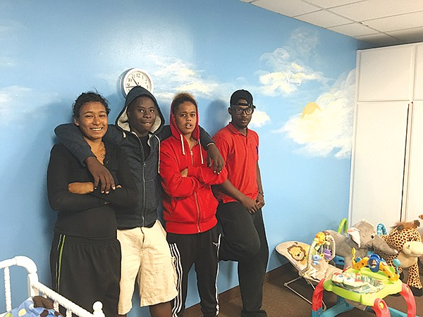 """The kids I talked to at Urban Street Angels' shelter said the people and the place are marked by an overall """"vibe"""" that is milder and calmer than any other shelter."""