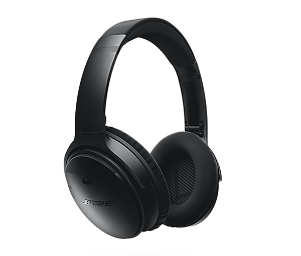 Can you hear me now? No? Bose Quiet Comfort 35 headphones.