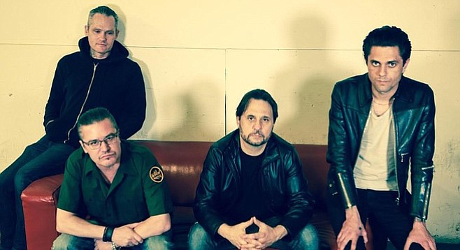 Dead Cross at Observatory on August 19