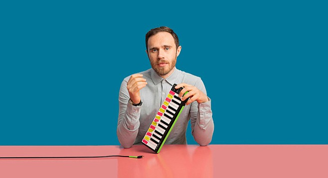 James Vincent McMorrow can fill the Belly Up on August 8