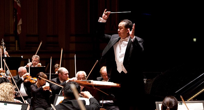 Jahja Ling.  Sibelius conclusion was a fitting comment on the glorious tradition of Maestro Ling and the orchestra.